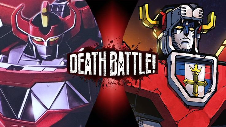 [VIDEO] Power Rangers and their Megazord take on Voltron in Death Battle - http://sgcafe.com/2017/04/video-power-rangers-megazord-takes-voltron-death-battle/
