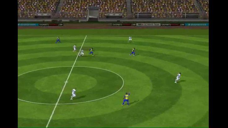 FIFA 14 iPhone/iPad - Perth Glory FC vs. FC Shakhtar