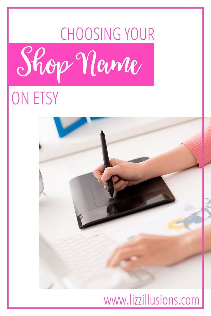 choosing your shop name on etsy | dollars and sense | etsy, selling