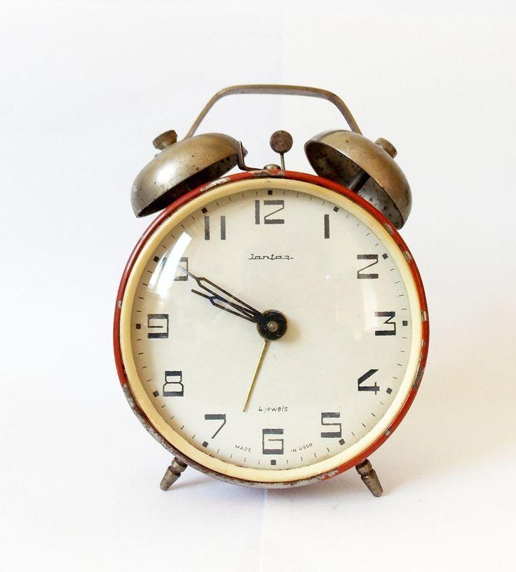 17+ images about Wake Up vintage alarm clocks on Pinterest ...