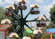 Woodstock's Wagon Wheel