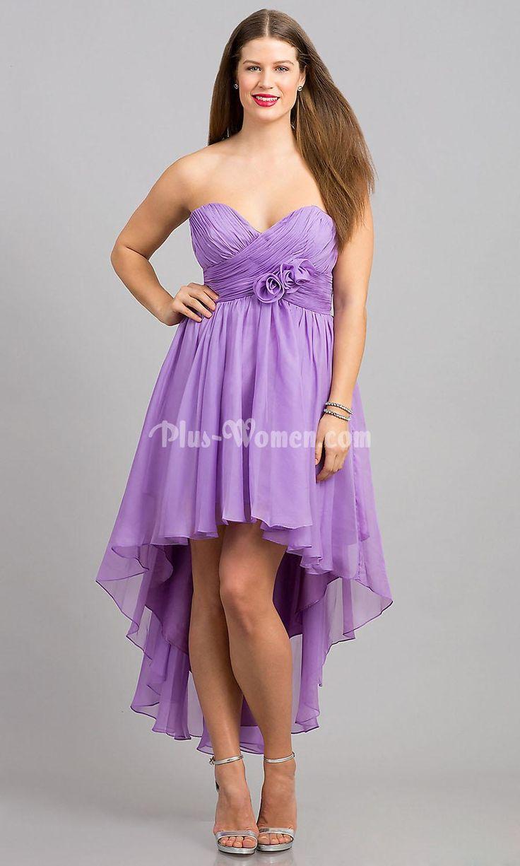 198 best Plus Sized Bridesmaid Dresses images on Pinterest | Evening ...
