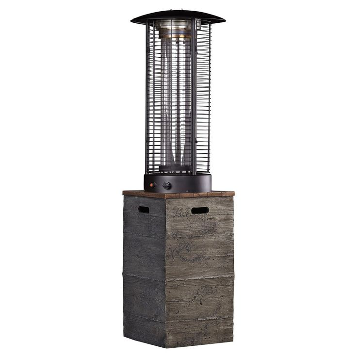 Patio Heater Ashley Furniture, Grey