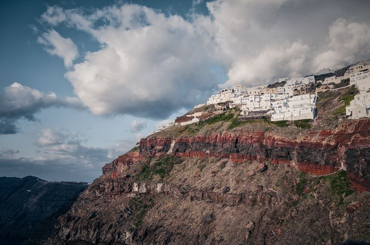 #Santorini #Greece #travelphotography by Michal Huniewicz  |SantoriniPlus