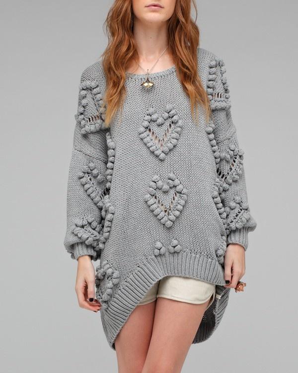 Heartless Knit