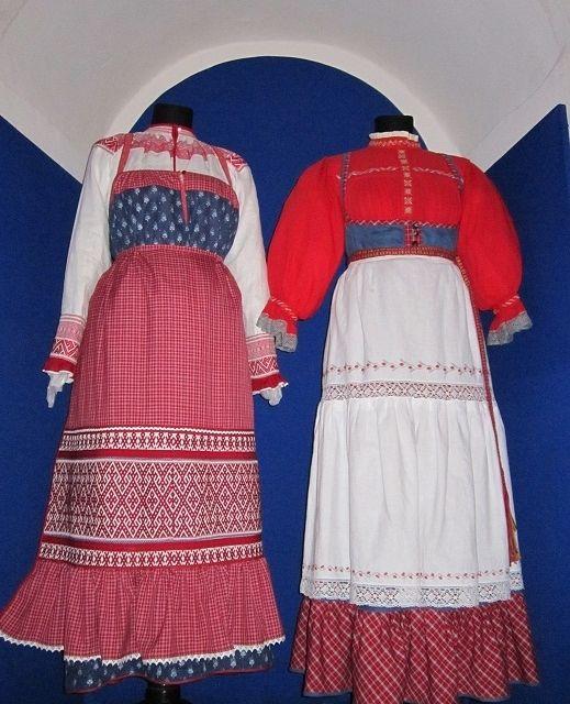 Традиционный народный костюм