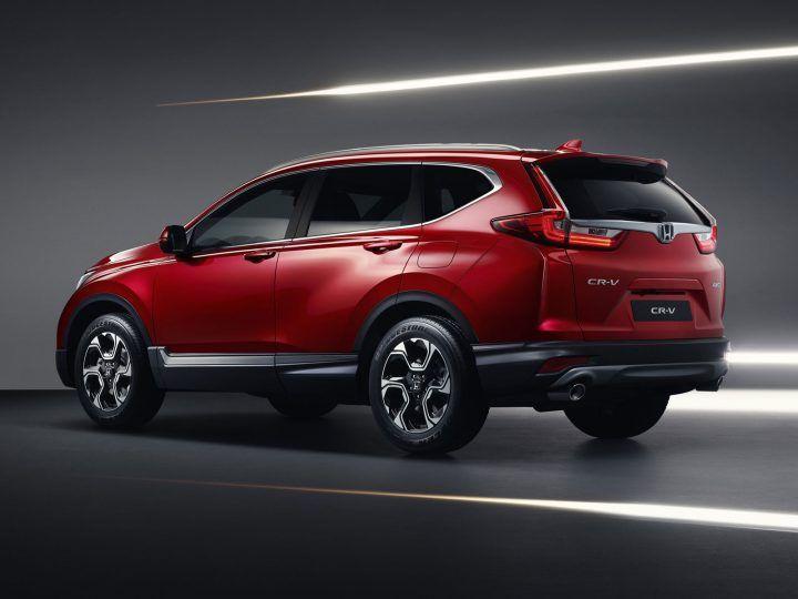 Honda Unveils All New Cr V Honda Cr Honda Crv Hybrid Honda Crv