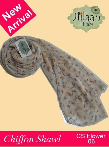 Hijab   chiffon shawl   store: www.jiilaanhijabs.com
