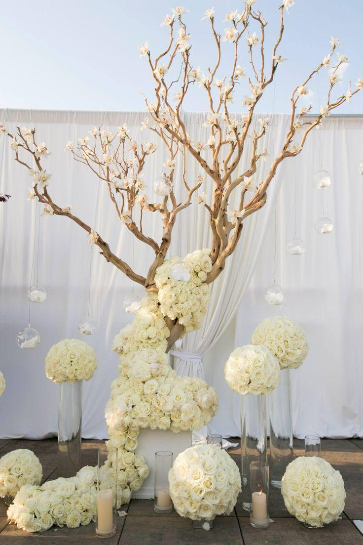 Most spectacular wedding floral designs manzanita