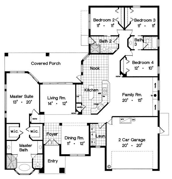 Beautiful Palladian House Plans Contemporary - 3D house designs ...