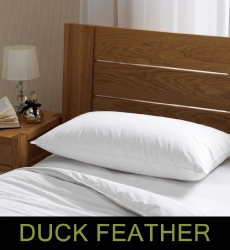 Outstanding Value Duck Feather Pillow - Marks & Spencer