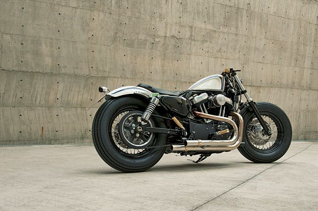 Harley-Davidson Sportster Forty-Eight