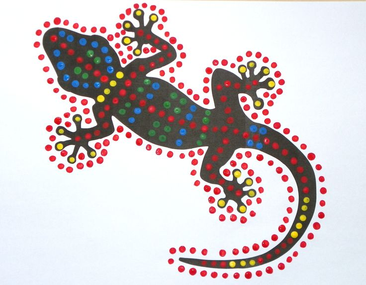 Materials Required: Paint in several colours A4 White paper or Card Printer Cotton Buds Tray (for paint) Instructions: Print out the Gecko Template onto A4 paper or card. There are two options - a...