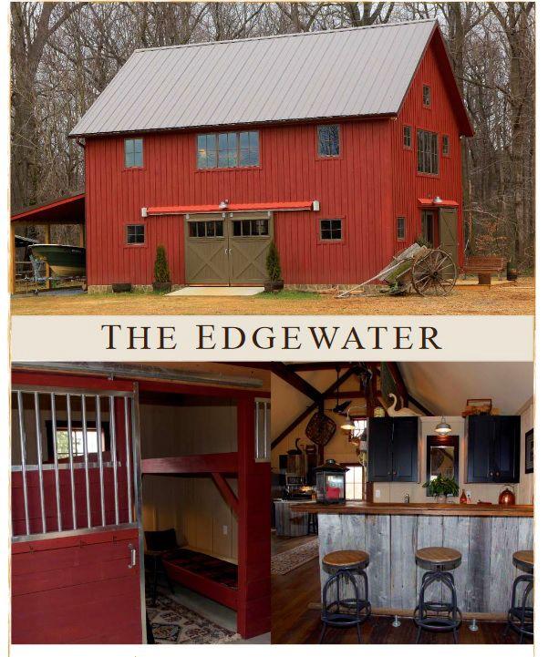 93 best Small Barn House Designs images on Pinterest | Barn houses ...