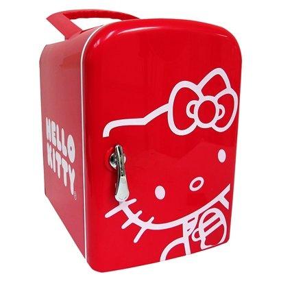Omg!  This is so cute!!  <3: 76009 Hello, Mini Refrigerator, Mini Fridge, Minis, Hellokitty, Hello Kitty, Products