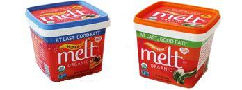 Organic Butter | Melt Buttery Spread |An Organic Butter Alternative You'll Love. ☀CQ #GlutenFree #nonGMO