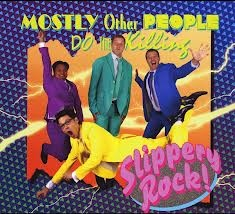 """MOSTLY OTHER PEOPLE DO THE KILLING: """" slippery rock) ( hotcup records ) jazzman 647 p.68 4* personnel:Peter Evans - trumpet, piccolo trumpet, slide trumpet  Jon Irabagon - tenor, alto, soprano and sopranino saxophones, flute  Moppa Elliott - bass * Kevin Shea - drums, percussion"""