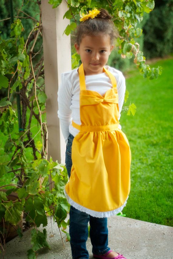 Beauty and the Beast princess Belle dress up by SimplyRoyalDress