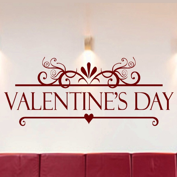 Have a happy valentines day x