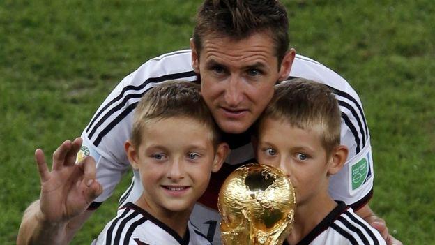 Brasil 2014: Miroslav Klose dijo adiós convertido en una leyenda goleadora #Depor