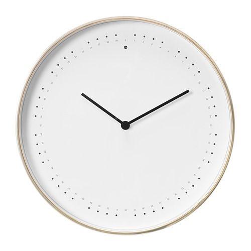 Panorera Wall Clock 9 24 Cm Nastenne Hodiny Hodiny Ikea