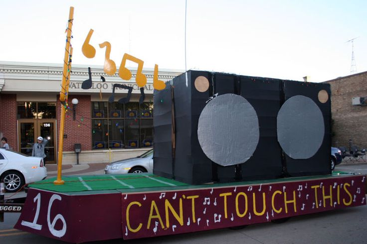 homecoming float ideas - Google Search