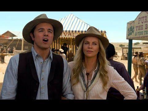 Erster Trailer zu Seth MacFarlanes Westernkomödie A Million Ways to Die in the West mit Charlize Theron, Amanda Seyfried, Liam Neeson, Giovanni Ribisi und Neil Patrick Harris.