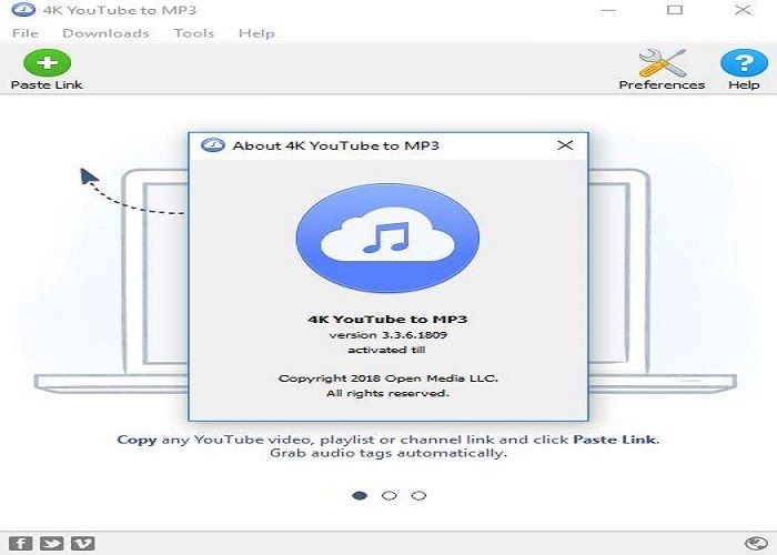 4K YouTube to MP3is a simple way to download andconvert youtube