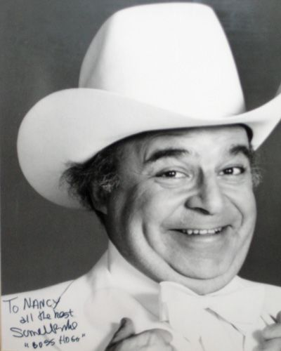 In memory of Sorrell Booke - 01/04/1930 - 02/11/1994 - 64 years old. He was born in Buffalo, NY. Known for Dukes of Hazzard