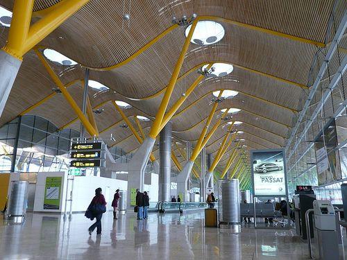 Aeroporto de Madrid by Marco Milazzo - www.milazzo.com.br, via Flickr