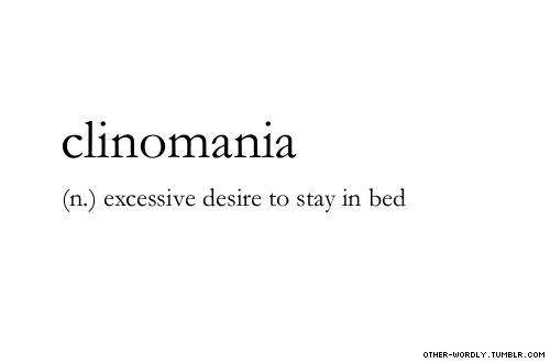 I'm serious I have this.