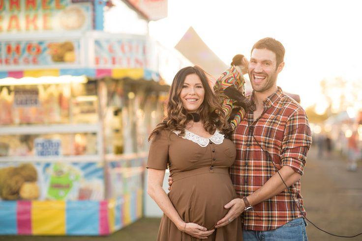 Fair Maternity Session