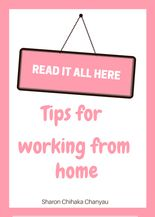 more tips for work at home entrepreneurs, moms. Time and life saving tips for effective working.