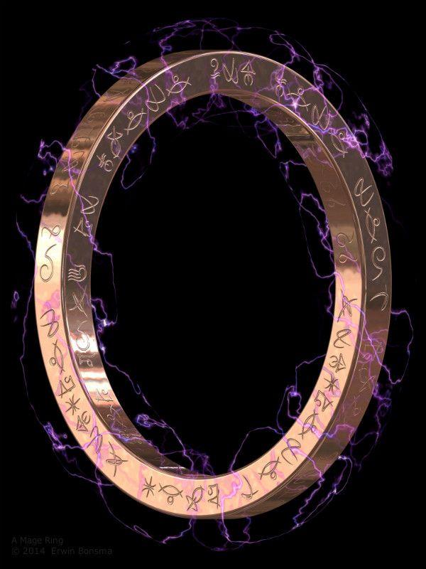 A Mage Ring by eriban.deviantart.com on @deviantART