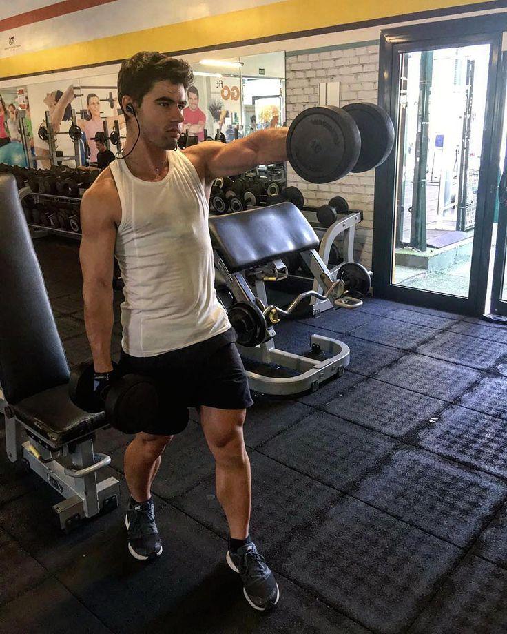 Pin de rafa rold n en instagram pinterest elevaci n for Gimnasio 7 de fitness badalona