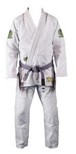 Shoyoroll Superlite White Ripstock BJJ Kimono Batch #6