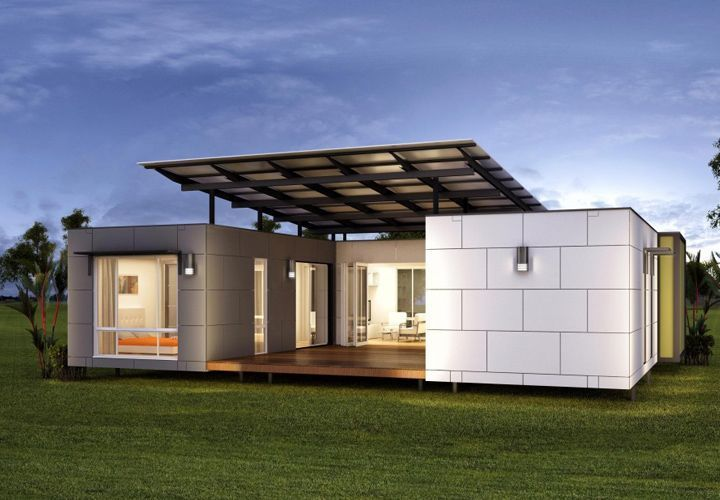 5 Affordable Prefab Homes 2019 Recommended Containerhuizen