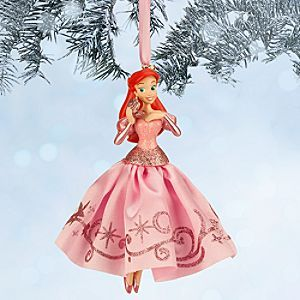 607 best images about little mermaid on pinterest little for Ariel christmas decoration
