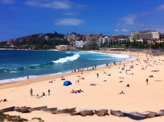 Coogee Beach #Sydney #Australia #travel