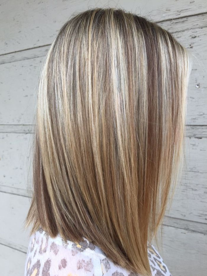 Welche Strähnen Passen Zu Blonden Haaren