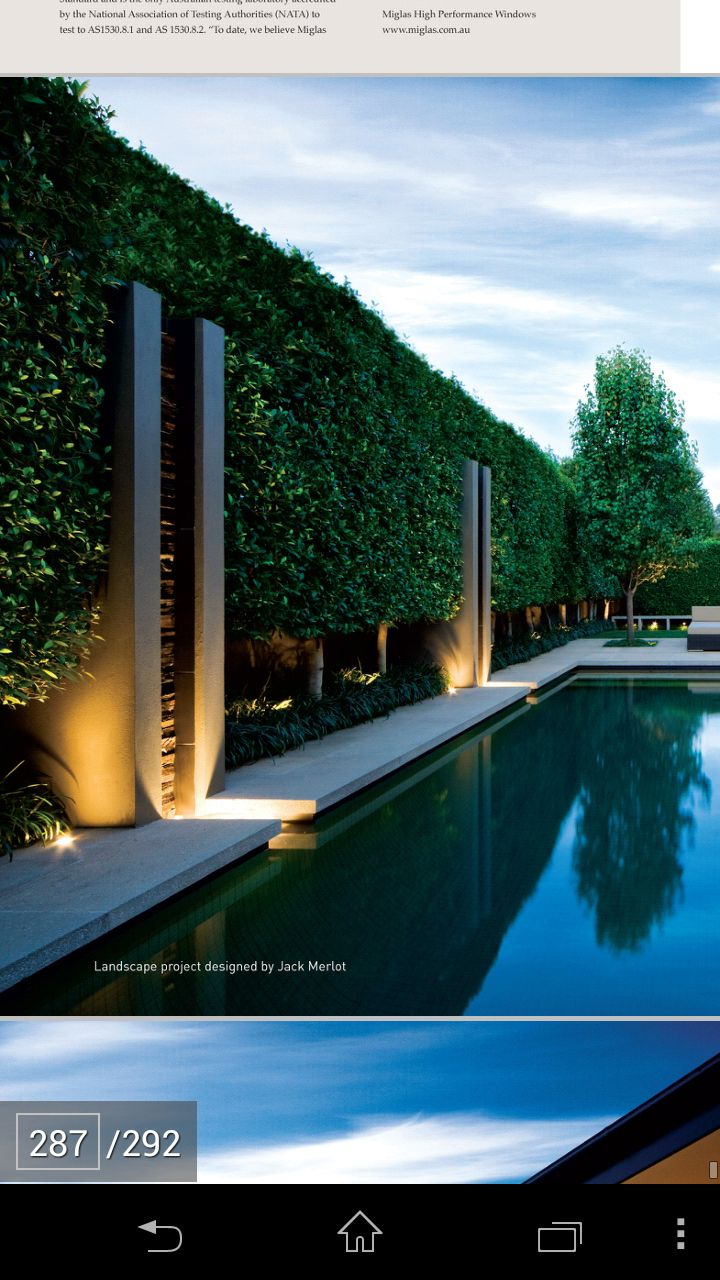 Jack merlo design more outdoor garden ideas landscape design gardening - Jack Merlo Design Worked With Catt Architects To Design A Sleek Modern Back Garden For This Home Effortlessly Blurring The Lines Between Inside And Out