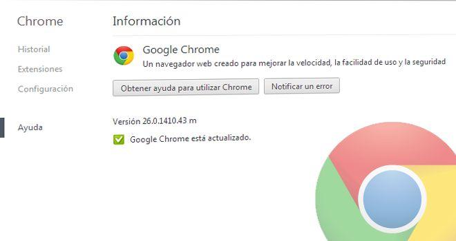 Actualización de Google Chrome para PC mejora sustantivamente el correctorortográfico