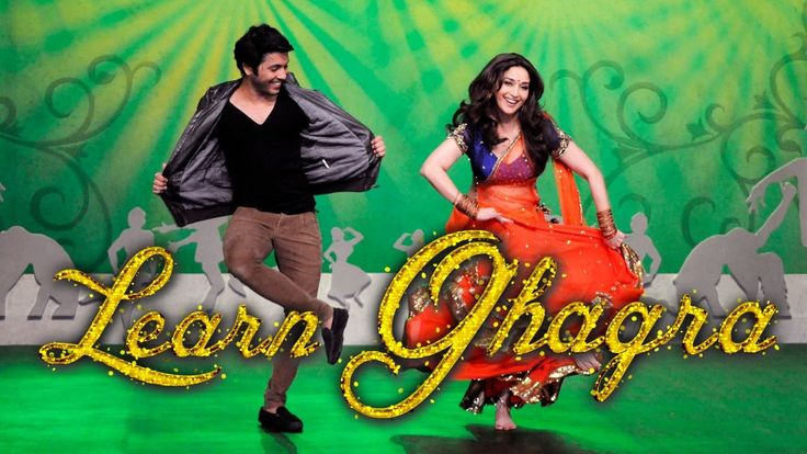 #2013 #Bollywood #MadhuriDixit #Ghagra ~ Madhuri Dixit teaches 'Ghagra!' https://youtu.be/zkbCbM778qM