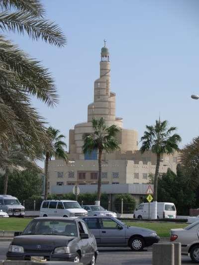 Mosque in  Doha, Qatar