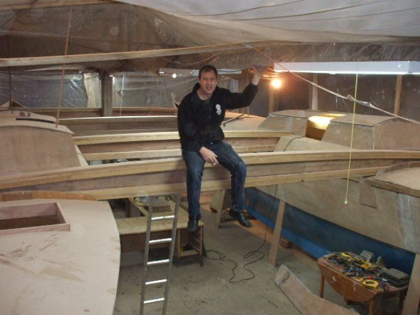 This first boat appears to me to be a very clean example of a well built  Tiki  38. It is ready to go in Ottawa Canada. The photos show a ni...