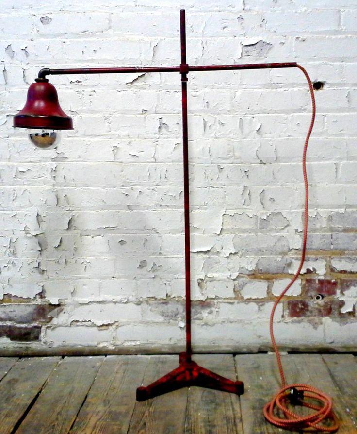 71 best custom desk lamps images on pinterest custom desk desk just custom lighting listings view mid century industrial task lighting reborn into modern desk or aloadofball Choice Image