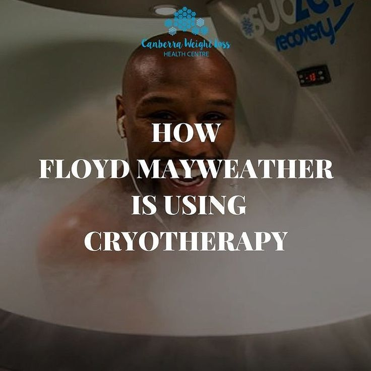 """HOW FLOYD MAYWEATHER IS USING CRYOTHERAPY?  Floyd Mayweather is now an active user of Cryotherapy and other holistic methods of recovery and training - even Bikram Yoga has become a part of his training camp to help aid mobility recovery and core strength.  Floyd Mayweather and his team (""""The Money Team"""") have clearly been doing their research - so the legendary boxer has added #Cryotherapy in his program because the veterans body naturally takes longer to recover from a workout and the…"""