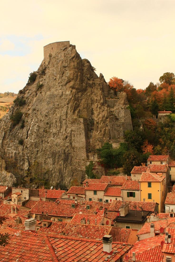 Roccalbegna, #Amiata #maremma #tuscany