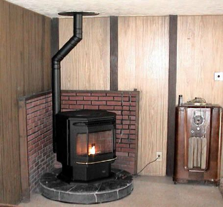 22 Best Wood Stove Fireplace Images On Pinterest Wood