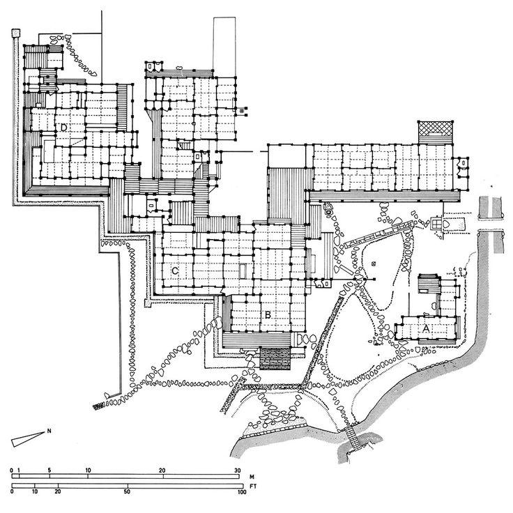 premoderno: Villa Imperial Katsura, en Kioto, arquitecto desconocido, 1662